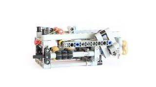 getlinkyoutube.com-LEGO TECHNIC 3 SPEED AUTOMATIC GEARBOX