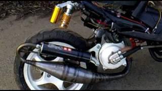 getlinkyoutube.com-Stage6 R/T 70ccm Minarelli