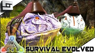 getlinkyoutube.com-ARK: Survival Evolved - BEELZEBUFO TAMING / TAMING A FROG! S2E25