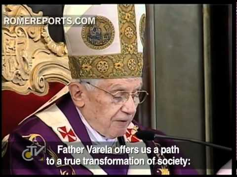 Cuban priest  Felix Varela is declared 'venerable'