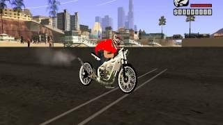 getlinkyoutube.com-SETTING NINJA FULL RACING DRAG GTA SA PC