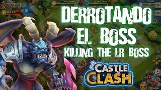 getlinkyoutube.com-Castillo Furioso: Boss Reino Perdio K.O Lost Realm