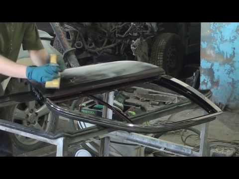 Кузовной ремонт Lexus LS 430  Двери