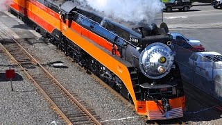 getlinkyoutube.com-Portland Oregon Trains