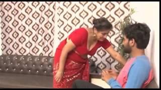 Tamil Aunty Romance Young Boy