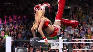getlinkyoutube.com-WWE 2K16 Santa's Little Helpers Battle Royal