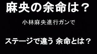 getlinkyoutube.com-小林麻央 乳がんで余命は?進行がんステージが気になる?!