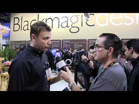 "NAB 2012 - BlackMagic Cinema Camera - ""Watch The Film Productions (WTF Productions)"" 2012-04-19 10:50"
