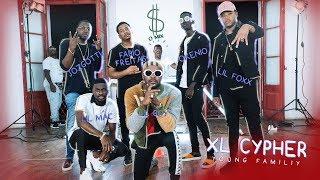 Young Family - Lil Boy, Lil Mac,Lil Fox, Okenio M, JozGotti - XL Cypher