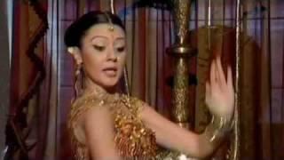 getlinkyoutube.com-Mere Dholna and    Aaja nachle  - Oksana Rasulova KLIP Indian dance