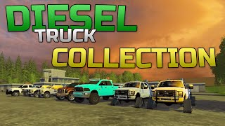 getlinkyoutube.com-Farming Simulator 2015- Diesel Truck Collection | MODS