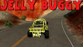 getlinkyoutube.com-BeamNG Drive | Rail Buggy with Jelly Suspension!