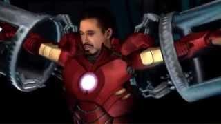 getlinkyoutube.com-PPSSPP Emulator 0.9.8 | Iron Man 2 [1080p HD] | Sony PSP