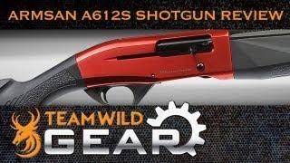 getlinkyoutube.com-Armsan A612S Shotgun Review