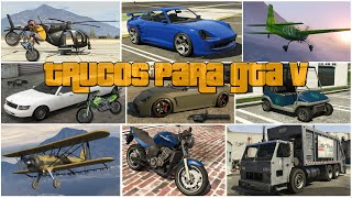 getlinkyoutube.com-GTA 5: Trucos para Grand Theft Auto V | PS4 - PS3 | Xbox One - Xbox 360 [Todos los Trucos]
