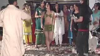 getlinkyoutube.com-Roop Khan - Dance Performance - Kabhi Aar Kabhi Par - Sandali Birthday