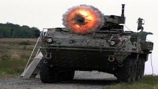 getlinkyoutube.com-Stryker Armoured Combat Vehicle - Future Weapons