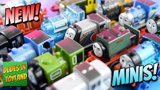 getlinkyoutube.com-Thomas & Friends MINIS! NEW 2015 toys trains for children 托马斯小火车