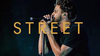 getlinkyoutube.com-J.cole type beat - Street l Accent beats