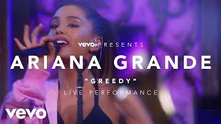 Ariana Grande - Greedy