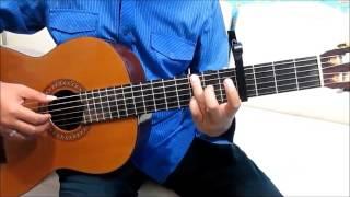 Belajar Kunci Gitar Virgoun Surat Cinta Untuk Starla Intro