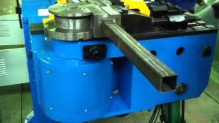 getlinkyoutube.com-Steelmaster Mandrel Tube & Pipe Bender with Square Tooling