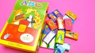 getlinkyoutube.com-ABC Chocolate Bars for School