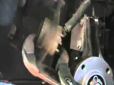 Где задние тормозные диски у Peugeot 206