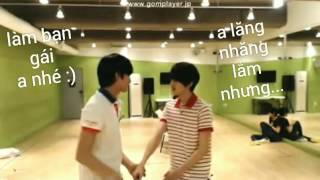 getlinkyoutube.com-[part1] SEVENTEEN Meanie couple - Mingyu and Wonwoo