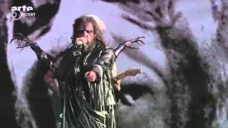 getlinkyoutube.com-Rob Zombie live Hellfest   20\06\2014 full