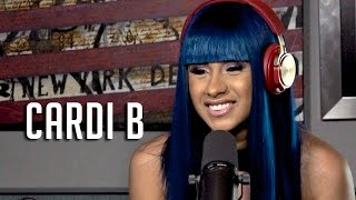 Cardi B Talks Leaving Love and Hip Hop + Getting Illegal Plastic Surgery