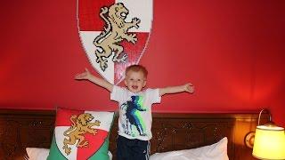 getlinkyoutube.com-Legoland Florida Hotel Kingdom Room Tour