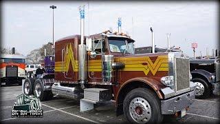 "Sundance Transport's ""608 Original Mile Pete"" - Owner Operator Interview"