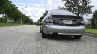 getlinkyoutube.com-USP Motorsports Audi B5 S4 Tial 605 Twin Turbo Kit