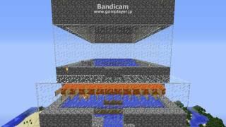 getlinkyoutube.com-【Minecraft】溶岩式トラップタワー【6分間】