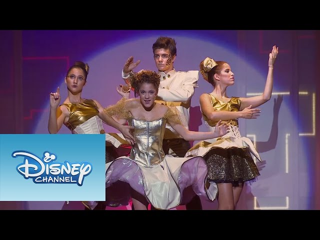 Video: Violetta: Video Musical Te Creo 640x480 px - VideoPotato.com