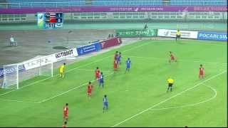getlinkyoutube.com-Thailand U-23 (2-0) China PR U-23:Full Match Asian Games INCHEON 2014