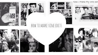 getlinkyoutube.com-How to make vine edits