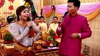 getlinkyoutube.com-Sokea in Khmer Hair Cut Ceremony Part 1