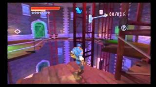 getlinkyoutube.com-[Wii] Captain America: Super Soldier - gameplay footage.