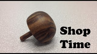 How To Make A Walnut Tippie Top
