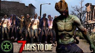 getlinkyoutube.com-Let's Play - 7 Days to Die Part 1