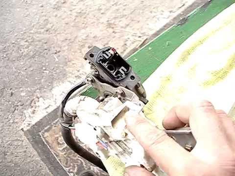Бюджетный ремонт  электростеклоподъёмника  ММС SIGMA