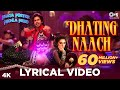 Dhating Naach Lyrics Video - Phata Poster Nikhla Hero - Shahid, Nargis Fakhri, Pritam