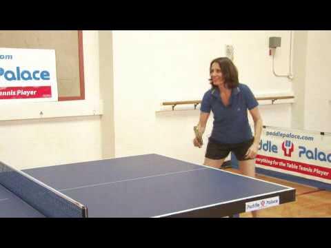 Table Tennis Basic Skills