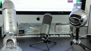 Blue Yeti Microphone Unboxing. width=