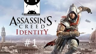 getlinkyoutube.com-Assassin's Creed Identity Android GamePlay #1