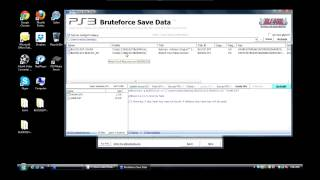 getlinkyoutube.com-[PS3] BruteForce Savedata 4.6 Tutorial (How to setup & resign saves)