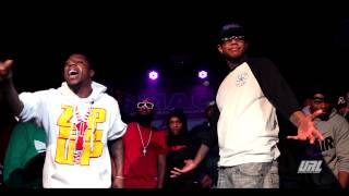 SMACK/URL PRESENTS: JOHN JOHN DA DON vs K-SHINE