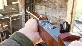 getlinkyoutube.com-LEGO M1A1 Carbine